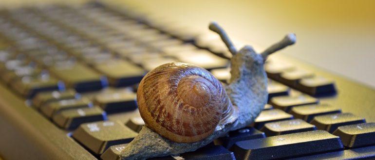 Замедленная работа компьютера-что делать.