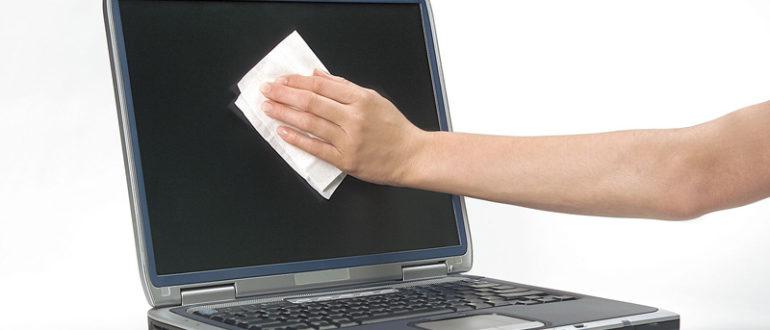 Как ухаживать за ноутбуком и компьютером.