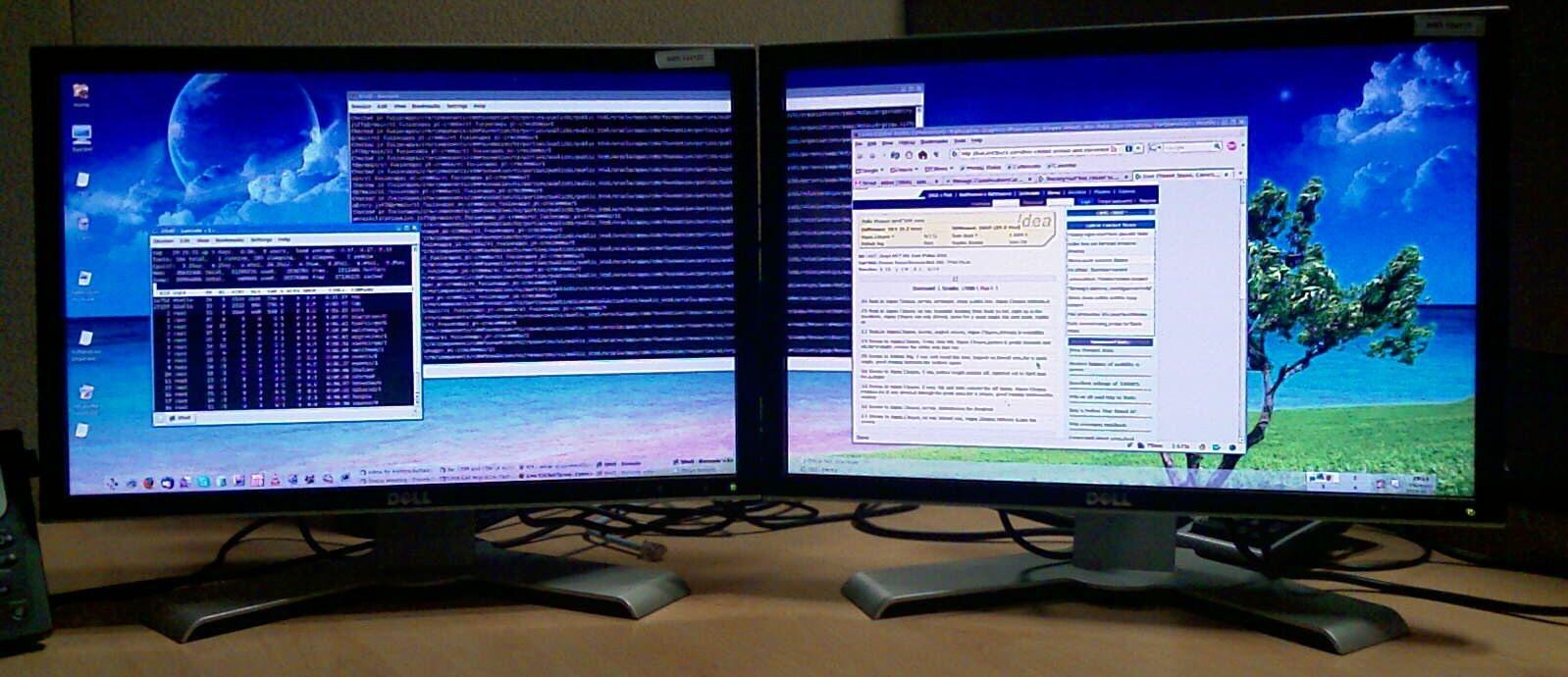 Как подключить второй монитор в Windows