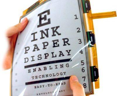 Электронная бумага e-ink