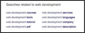 Наличие ключевых слов LSI позволит улучшить оценку качества содержимого веб-страницы.